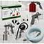 OFFERT : kit d'accessoires de gonflage 11 pièces