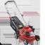 Offert: Tondeuse thermique GeoTech S41-130 B - tondeuse à poussée manuelle 2in1